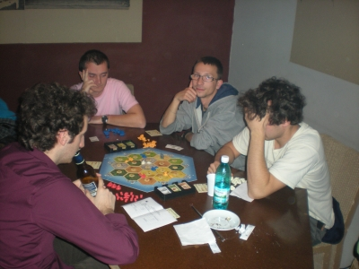 Campionatul National Catan - etapa locala Bucuresti