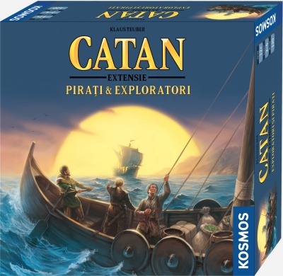 Catan Pirati&Exploratori
