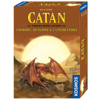 Catan - Comori, Dragoni & Exploratori