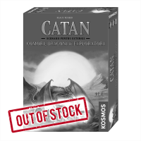 Catan-Comori, Dragoni&Exploratori