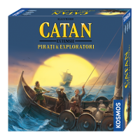 Catan - Pirati & Exploratori 2/4 jucatori