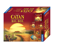 Catan Big Box editia 2019
